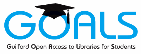 GOALS: Guilford Open Access to Libraries for Students