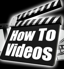 """How To Videos"" for Online Learning"