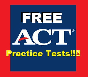 Free ACT Practice Tests