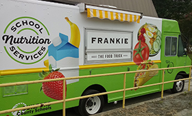 frankie the food truck