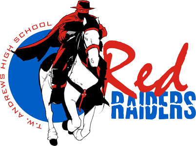 Red raiders logo