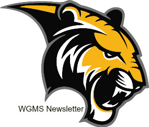 WGMS Tiger newsletter logo