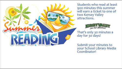 GCS Read30 Summer 2019 announcement