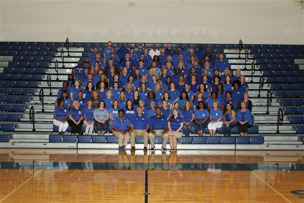 Picture of Ragsdale Staff
