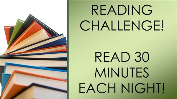 Books and Reading Challenge