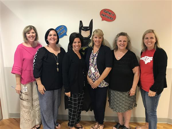 Exceptional Children's Staff