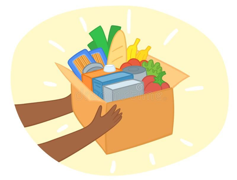 Bison Market Food Distribution - March 25, at 3:30