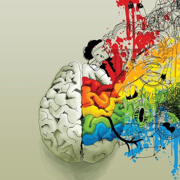 Brain on art