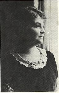 photo of Bertha Sternberger
