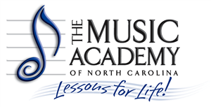 The Music Academy of North Carolina logo