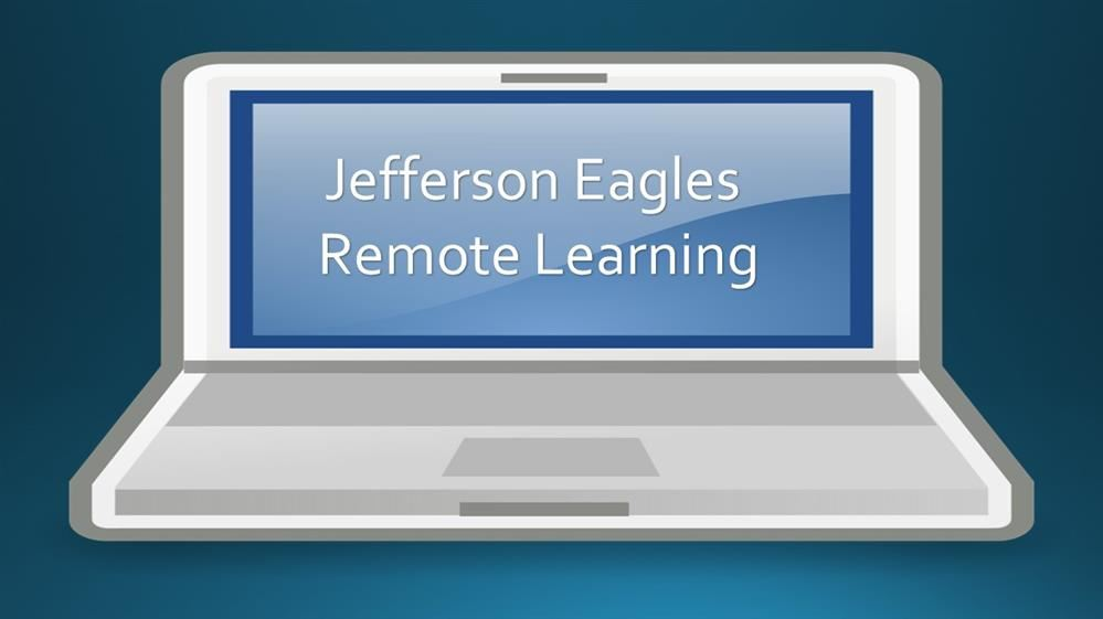 Jefferson Eagles Remote Learning