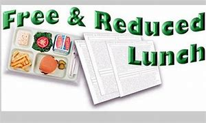 Lunch Application for Free and Reduced