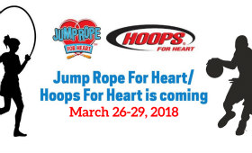 Hoops and Jump Rope for Heart