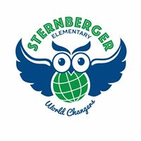 image of Sternberger Owl, text Sternberger Elementary, World Changers
