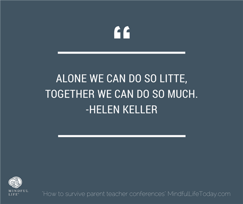 Alone we can do so little, but together we can do so much.