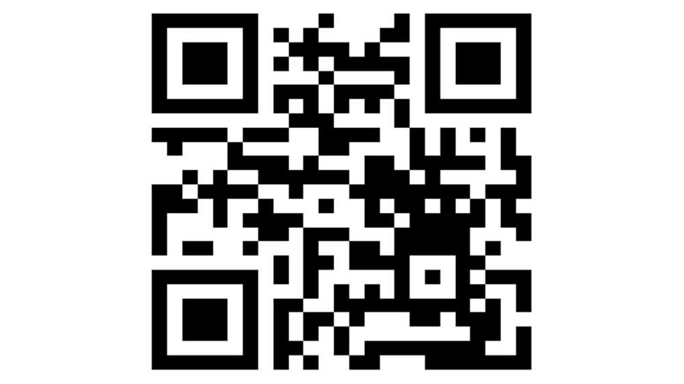 QR code for daily student health certification
