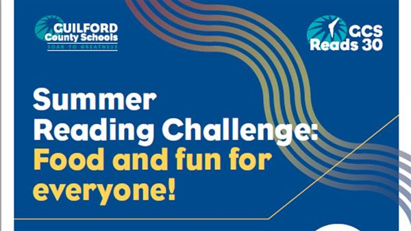 Take the GCS Summer Reading Challenge!