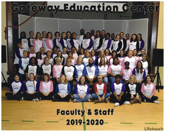 2019-2020 Gateway Staff Picture