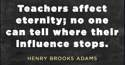 Teachers quotes about influence