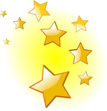 Cluster of bright stars that represent our shining stars classroom