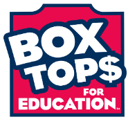 logo saying for Box Top$ for Ed