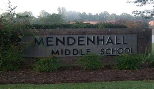 Mendenhall Middle School