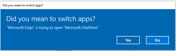 First Step in Syncing - switching to a different Microsoft App.