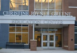 CJ Greene Front Entrance