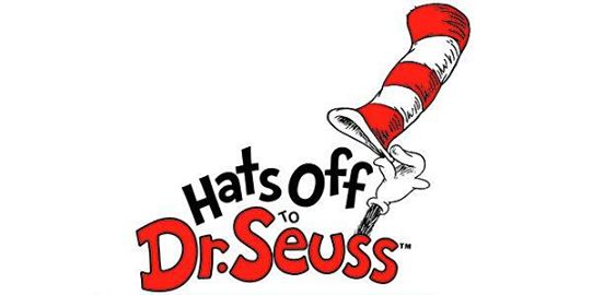 Hats off to Dr. Seuss Hand with Cat in the Hat, Hat