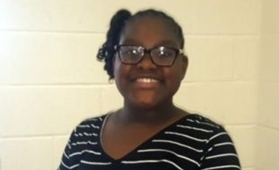 Neveah White student that won Opera writing contest