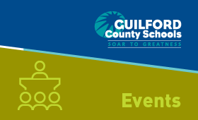 Guilford Country Schools Events logo