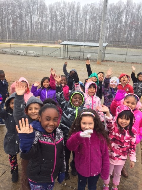 First Grade is Snow Much Fun!