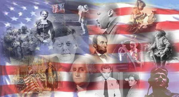 American History Collage