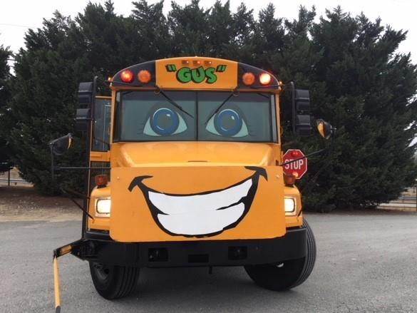 Image of Gus the Bus