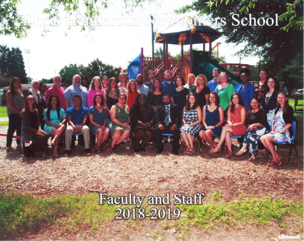 Newcomers Faculty & Staff