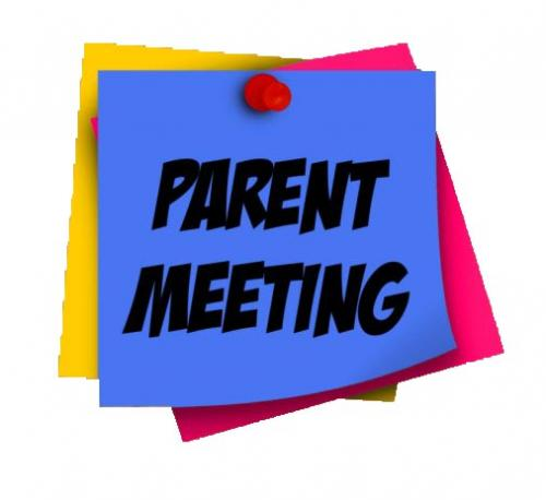 parent meeting icon