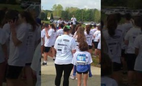 Run for St. Jude's Hospital