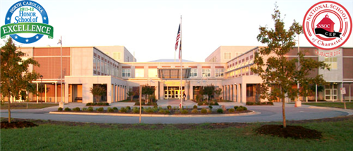 Northern High School Entrance