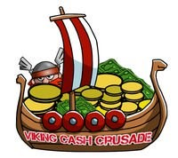 Clip art of Viking boat