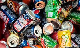 Aluminum Can recycling challenge