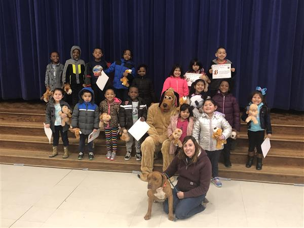 See the Video! Pre-K Pets 2020!