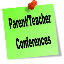 Parent Teacher Conference Picture