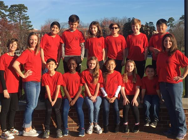 BOB Team Wins 2nd Place at District Competition