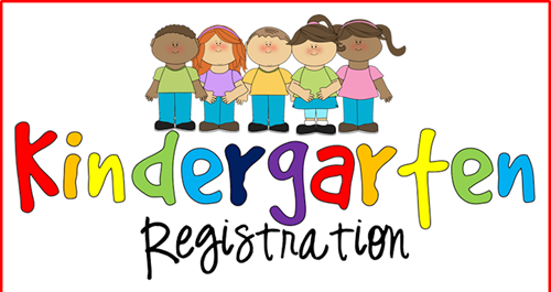 2019-2020 Kindergarten Registration HAPPENING NOW