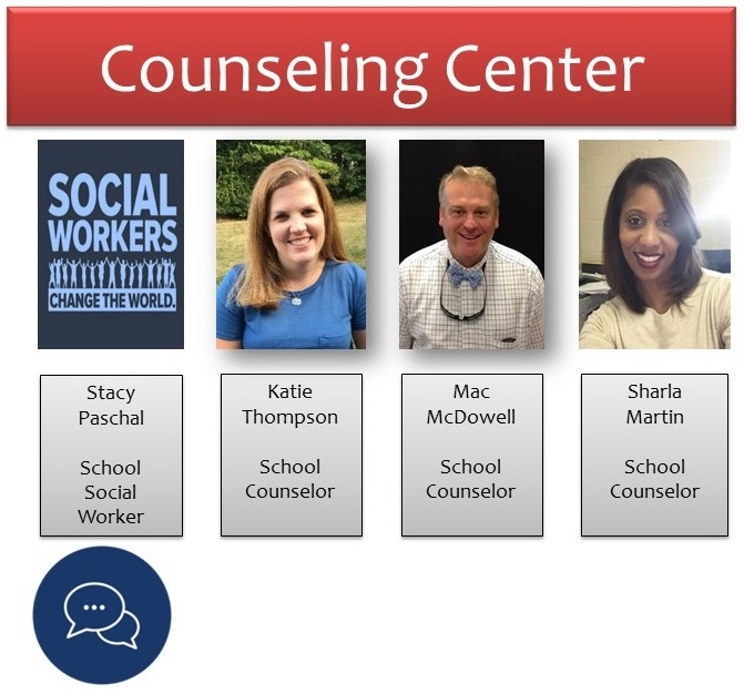 Image of School Counseling Center Staff