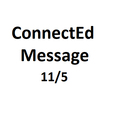 connected message 10/28