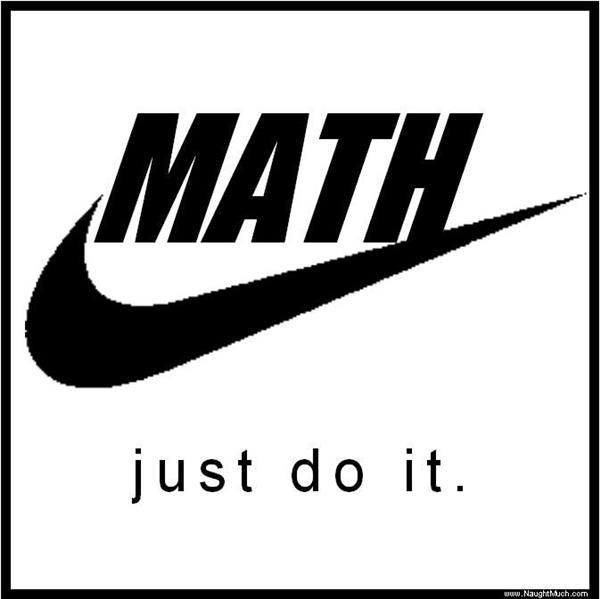 Math Just Do It