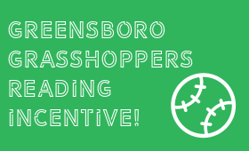 Greensboro Grasshoppers Reading Incentive