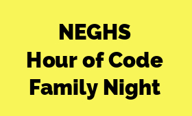 NEGHS Hour of Code Family Night