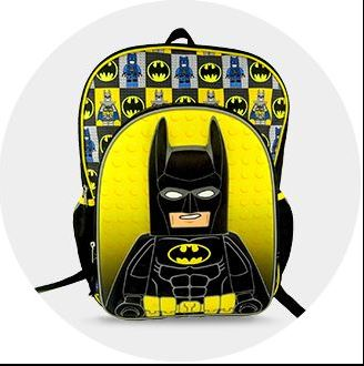 Batman Bookbag